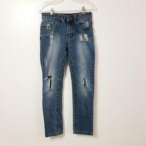 Dolce & Gabbana Womens Jeans Straight Leg 29